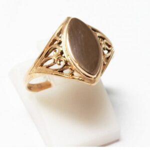 Кольцо «Маркиз»
