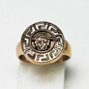 Кольцо » Версаче» (Гаргона)