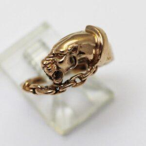 кольцо » Пантера на цепи»