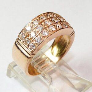 кольцо с камн.